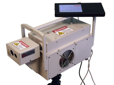 Portable double pulse laser for LIBS applications (IFL–N5010-DPL)